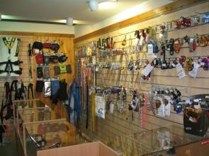 Туристический магазин альпинистское снаряжение